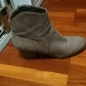 Size 6 cowboy booties